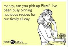 Although I have actually tried many pinned recipes, too ;)