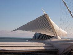 Milwaukee, WI : Milwaukee Art Museum