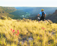TAOS HAS BIKE TRAILS FOR ALL LEVELS