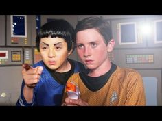 Star Trek: The Middle School Musical ~ Oh my goodness! Renee? Ruth? Adrienne? Have you all seen this?? ;)