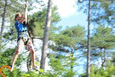Waldkletterpark kann erst im Frühjahr 2014 eröffnet werden. Der geplante #Waldkletterpark nimmt weiter Gestalt an. Der Gemeinderat hat zugestimmt, den Plan mit einigen Änderungen offenzulegen. #waldseilpark