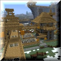 if you have played minecraft, you have surely felt the desperate need to find a village...now! Many minecraft seeds do not even come with a village at all, much less one as a spawn point.  On this lens I will try to collect some of the best...