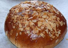 Jendův velikonoční mazanec Easter Recipes, Baked Potato, Hamburger, Muffin, Food And Drink, Menu, Sweets, Bread, Baking