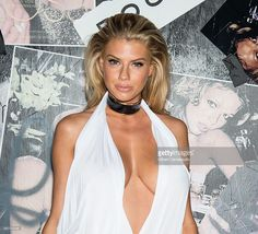 Model Charlotte McKinney attends 'Gloss: The Work Of Chris Von Wangenheim' Book Launch Party at The Tunnel on September 10, 2015 in New York City.