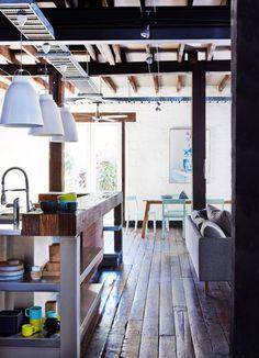 wood texture living room lamp kitchen industrial floor dining color  Japanese Trash masculine design inspiration