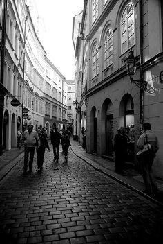 Prague/Praha : Ruelle