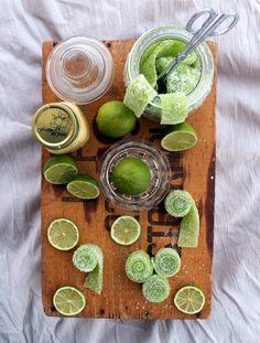 Syrliga Limeremmar