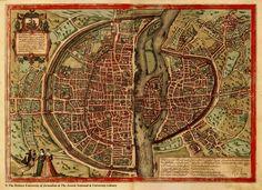 Paris in 1569