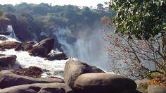 Wonders of Water - Maravilhas da Água...Kalandula / Angola!.wmv