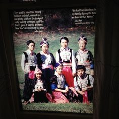 """Hmong Family as Part of """"Open House"""" Exhibition Hmong People, May 1, My Heritage, History Museum, My Family, Open House, How To Look Pretty, Minnesota, Social Media"""