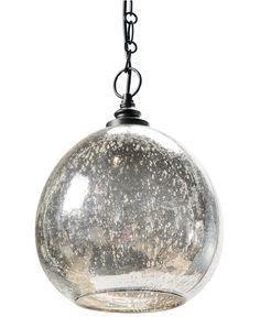 Regina Andrew Glass Float Pendent Light - Lighting & Lamps - For The Home - Macy's