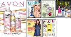 Avon Campaign 17 Brochures/Flyers Online