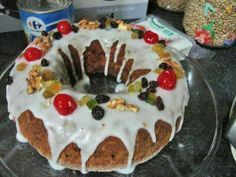 Cake nature fast and easy - Clean Eating Snacks Fall Desserts, Christmas Desserts, Christmas Baking, Baking Desserts, Easy Smoothie Recipes, Fun Easy Recipes, Thumbprint Cookies, Cake Recipes, Snack Recipes