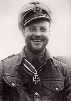 ✠ Fritz-Julius Lemp (19 February 1913 – 9 May 1941) U-110 was captured after being depth charged and he was not amongst the survivors.