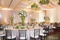 WedLuxe– Michelle + Paul | Photo by: Melanie Rebane Photography Follow @WedLuxe for more wedding inspiration!