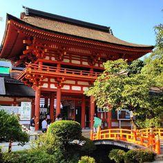 Kamigamo-jinja shrine, Kyoto