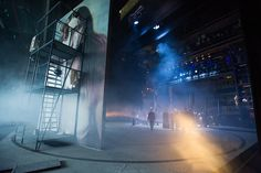 Backstage/ Photo credit: Oliver Dietze/ #staatstheatersaarland