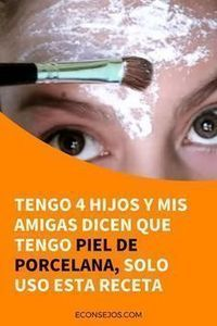 Mascarilla rejuvenecedora natural tips for teens tips in tamil tips tricks for face for hair for makeup for skin Beauty Tips For Face, Natural Beauty Tips, Beauty Secrets, Beauty Hacks, Beauty Ideas, Beauty Products, Face Tips, Beauty Guide, Beauty Care