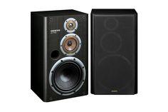 D-77NE 3-Way Bass Reflex Speakers