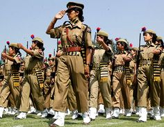 Indian Army Women Officers | Indian Military Against Permanent Commission for Women
