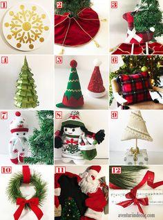 Christmas Projects, Advent Calendar, Christmas Ornaments, Holiday Decor, Home Decor, Decoration Home, Room Decor, Advent Calenders, Christmas Jewelry
