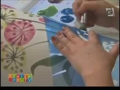 Stencil OPA - 20/10/14 - Mayumi Takushi - Luminária - YouTube