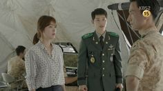Descendants of the Sun Ep.4