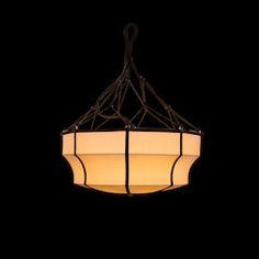 Ceilling lamp- AL36 creme - Gong.co.uk
