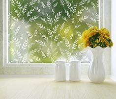 Light, bright DIY delight... The perfect way to add privacy to any space without…