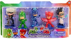 Just Play will be launching their highly-anticipated line of PJ Masks toys this October. Here is a sneak peek at the new toys and all the details we currently know. 3 Yr Old Toys, All Toys, 9th Birthday, Birthday Parties, Festa Pj Masks, Mask Party, Christmas Gifts For Kids, Xmas Gifts, Superhero Party