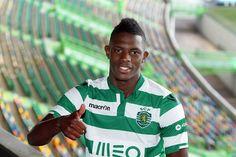 Mais um reforço, bem-vindo Sacko! #sporting #SportingClubePortugal #sportingfans #Sacko