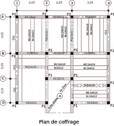 examples of AutoCAD DWG formwork plans Autocad, Architecture Details, Modern Architecture, Structural Drawing, Excel Budget, Construction Documents, Civilization, House Plans, Engineering