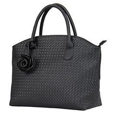 Hynes Victory Woven Pattern Tote Handbag (Black) Hynes Eagle http://www.amazon.com/dp/B00NNKRYZI/ref=cm_sw_r_pi_dp_JuPNwb05NJD58