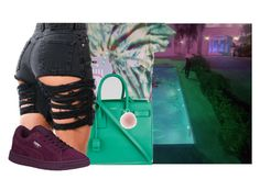 """""""Like my last 6 sets for a shoutout"""" by ladiijae ❤ liked on Polyvore featuring Yves Saint Laurent"""