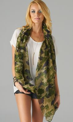 O.M.Geee! I want this scarf!