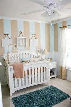 Image detail for -Project of the Month: Bella's Vintage Nursery