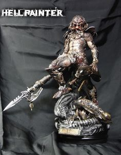 プレデター DEATH WORRIER PREDATOR ナリン NARIN