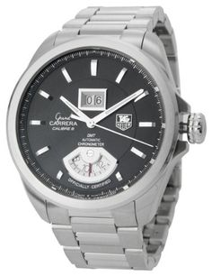 TAG Heuer Men's Grand Carrera Automatic Chronometer Watch