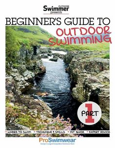 Just starting outdoor swimming, need some help? Download our useful beginner's guide parts 1 and 2 for FREE. https://outdoorswimmer.com/beginners-guide
