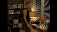 Scenes of John Wesley Shipp as Mitch Leery (DAWSON'S CREEK) and as Eddie Ford (ONE LIFE TO LIVE)