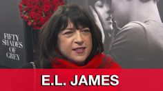 Fifty Shades of Grey E.L. James Interview - New York Fan Premiere