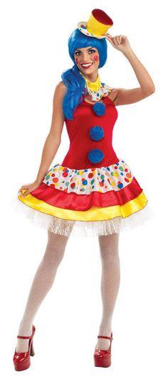 Clown Costumes For Women Female Clown Costume Women S