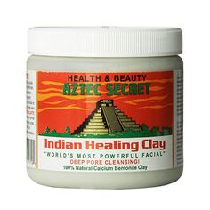 from $11 BUY NOW 4.5/5 stars out of 12,316reviews People like it best for: Using as a clay mask to cleanse the skin, remove blackheads, tighten and clear out pores, and treat acne. This bentonite clay mask has a serious cult following, if you didn't already know! It can be mixed with organic, unfiltered apple cider vinegar or water to create a paste, and should be used just once or twice a week. More:9 Clay Masks to Get a Stronger Hold on Oily Skin