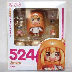 "Nendoroid PVC Figure #524 Anime Himouto Umaru-chan Doma Umaru 4"" Cosplay Gifts in Collectibles, Animation Art & Characters, Japanese, Anime | eBay"