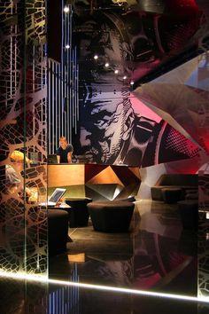 Lush Lounge Bar Saigon — MIA Design Studio
