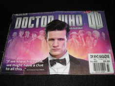 Fifty Years of the Doctor-Doctor Who-Magazine Mega Wallet