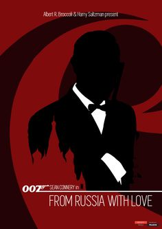 James Bond 007 - Poster Special Edition - From Russia With Love 2