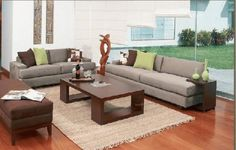 Muebles Living, Sofa, Couch, Outdoor Furniture, Outdoor Decor, Living Room, Table, Home Decor, Modern Living