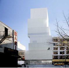 Musée d'art contemporain, New York,Kasuyo Sejima