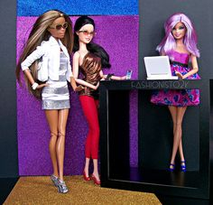 Wait A Minute | Christie, Raquelle and Sweetie S. --- Good a… | Flickr